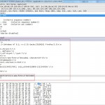 firefox5在发送XHR POST请求时的数据包